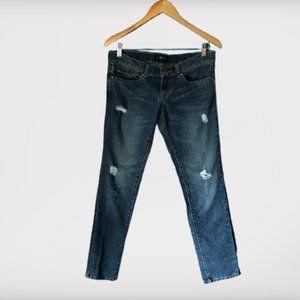 💲✂️ Abbey Dawn | Distressed Skinny Jeans